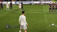 《FIFA18》指节球教程视频