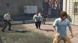 【醉酒】《GTA5 PC》暴走模式 第18集警察蜀黍欺负痞子