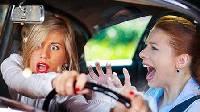 大咖笑料  看女司机如何带你装逼带你飞