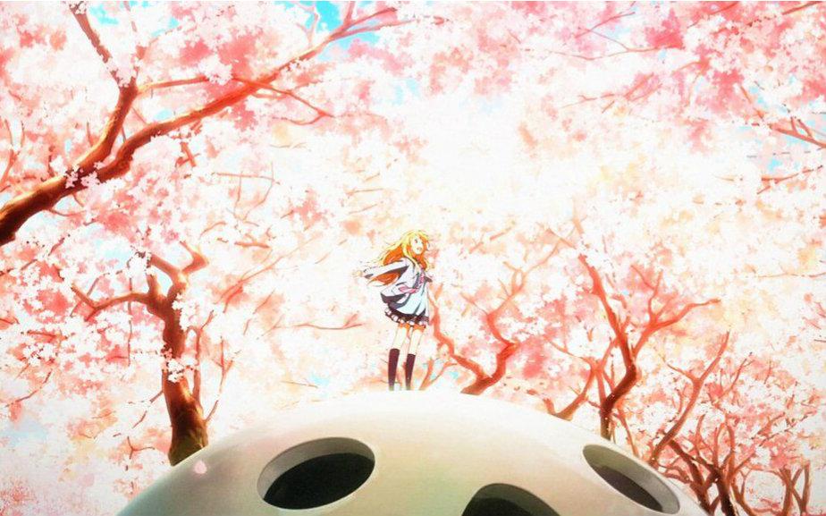 【多素材/治愈/AMV】樱花绽放 回忆璀璨发光