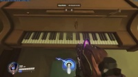 【游侠网】《守望先锋》新巴黎地图钢琴演奏 二