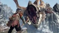 《战神4》全BOSS打法攻略视频合集 - #1 Troll