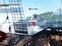 《刺客信条4》海战与岸炮游戏演示