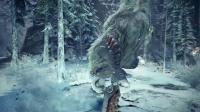 """【游侠网】《怪物猎人世界:冰原》武器介绍动画""""大剑"""""""