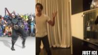 【游侠网】当《守望先锋》的声优们跳起英雄的舞蹈