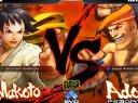 【EVO2013FINAL】《街霸4》Haitani(真琴)vsGamerbee(阿東)