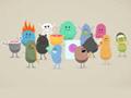 史上最猎奇的动画公益广告《蠢蠢的死法》