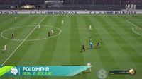 FIFA16一周5大宇宙级进球 门将全场逆天1V9