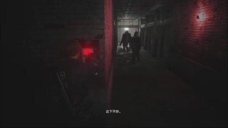 生化危机2重制版视频流程-里昂篇(里关)