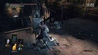 《黑暗之魂3》全流程实况解说19-妖王欧斯罗艾斯-无主墓地-英雄古达-中文版