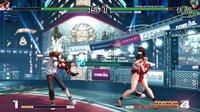 【游侠网】《拳皇14》PS4试玩Demo「Team vs」模式演示
