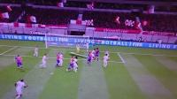 《fifa19》首个倒钩进球