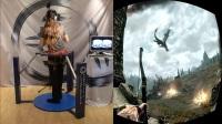 《上古卷轴5》VR版演示