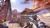 【游侠网】《守望先锋》新英雄安娜 Eurogamer 15分钟实机演示