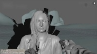 【游侠网】《生化危机8》泄露视频 米兰达现身,伊森死亡