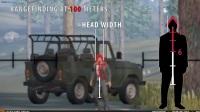 《绝地求生:大逃杀》武器和倍镜使用指南1.四倍镜和 Rangefinder