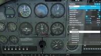 《微软模拟飞行2020》视角摇杆设定+辅助设定基础操作