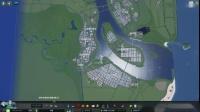 《都市天际线》新手向经营模式视频合集10、速建完结