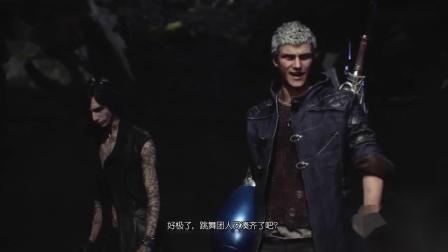 《鬼泣5》初体验实况视频攻略6.M07(NERO)