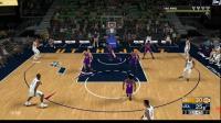 《NBA2K19》生涯模式全剧情流程攻略视频 第一集.第一场比赛!你需要知道的建模!