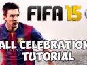 FIFA 15 庆祝动作按键指南