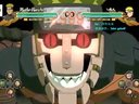 机械鸣人 人物技能奥义演示,觉醒为机械四尾鸣人,提取自《火影究极风暴 革命》