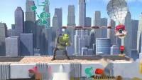【游侠网】《任天堂明星大乱斗:特别版》史莱克Mod
