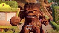 《植物大战僵尸花园战争2》正式版试玩01 单人任务-好混乱