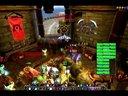 【XPTV】魔兽世界一玩家同时控制25个角色PVP秒人
