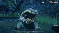 《怪物猎人崛起》彩蛋视频合集1.吃蜂蜜的青熊兽