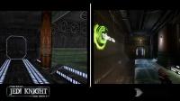 【游侠网】虚幻引擎4重制《星球大战绝地武士:黑暗力量II》画面对比视频