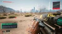 《赛博朋克2077》bug:警察直接刷出