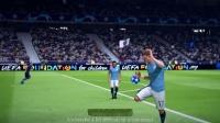 《FIFA19》花式挑球&触球教学视频
