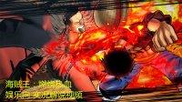 《海贼王:燃烧热血》娱乐向 实况解说视频:第四期