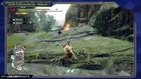 【游侠网】《怪物猎人:崛起》新实机演示 大剑狩猎伞鸟