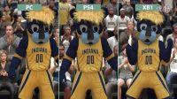 《NBA 2K17》PC/PS4/XboxOne画质对比