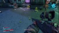 《无主之地3》全武器获得方法视频14.Gettleburger(发射汉堡的火箭筒!)