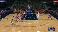 《NBA2K18》MC第十期:篮板狂人!