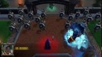 《魔兽争霸3重制版》额外战役实况视频2.杜隆塔尔的建立第二章旧日的仇恨1