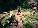 妖兽与人类 游戏演示(HD)