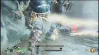 《战神4》剧情向全区域100%流程视频9.主线6下:索穆尔的尸体100%