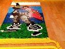 国外大神用44,000张多米诺骨牌玩转英雄联盟