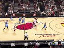 NBA 2K15 勇士VS热火 第四章 萌波难道自带全场最佳属性?