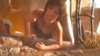 """《古墓丽影:崛起》游戏中N种你从未见过的死法,""""劳拉.克劳馥""""作死篇章,博你眼球。"""