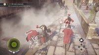 《刺客信条 枭雄》人物技能 升级 武器方面的演示