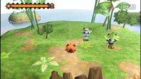 【默寒】PSP 怪物猎人日记:暖洋洋的猫猫村 第3集【捕鱼达人大橙子】