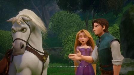 《王国之心3》流程视频11.长发公主篇2
