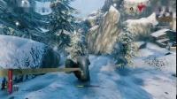 《英灵神殿》雪山石人的正确用法