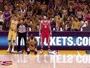 PS4次世代版NBA2K14 MC模式西区决战 火箭VS湖人