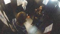 男女电梯接吻 虐杀单身狗